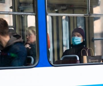 SEISAME KOOS VIIRUSE VASTU! Tänasest on maskid bussis kohustuslikud