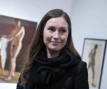 """BBC valis Soome peaministri Sanna Marini maailma saja """"mõjukaima ja inspireerivaima"""" naise hulka"""