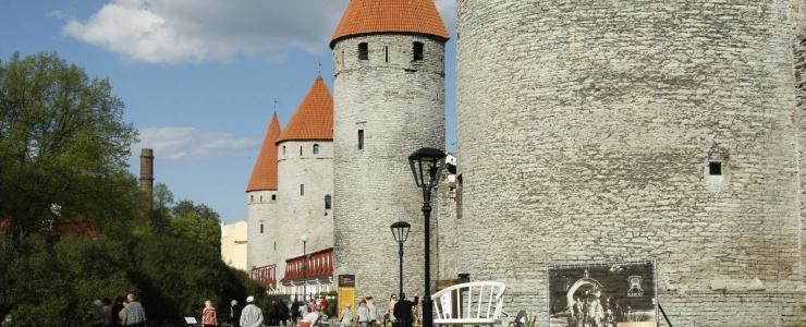 FOTOD! Täna avati seitsmes Tallinna lillefestival