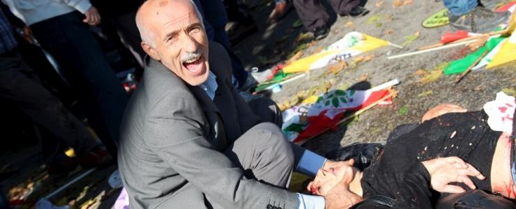 Türgi pealinnas Ankaras hukkus plahvatustes vähemalt 30 inimest