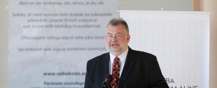 ANDRES AMMAS: Tänase koalitsioon purelemise juures mõistlikud otsused ei sünni