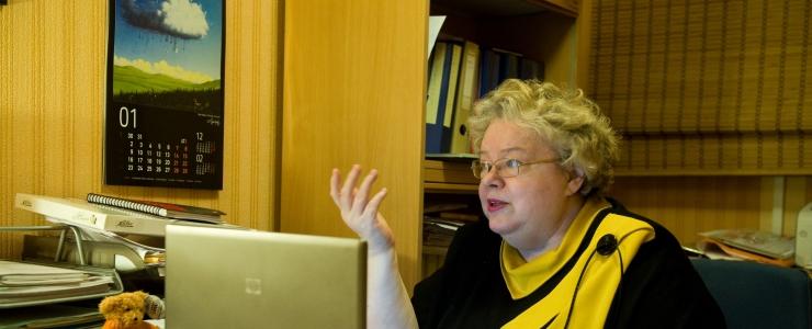 Nelli Kalikova: narkomaanide seas on ka 40-aastaseid eestlastest pereisasid