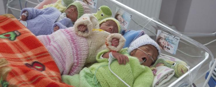 FOTOD JA VIDEO! Doktor Andresson: ema aitab enneaegse beebi ajul areneda
