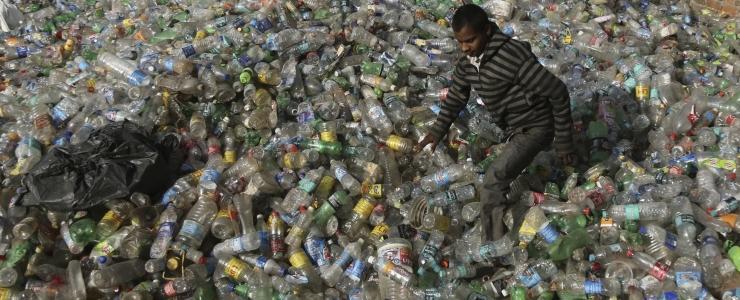Teadlased lõid kogemata plastikupudeleid sööva mutantensüümi