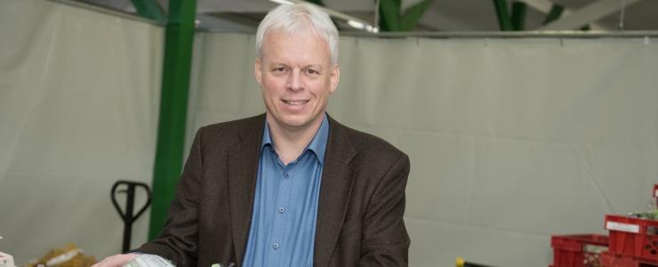 FOTOD! Toidupanga tegevjuht: Eestis on toit liiga kallis