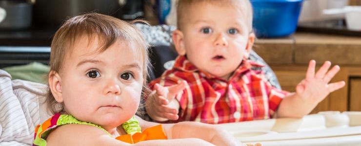 Tallinna linn hakkab kaksikute sünni puhul maksma peredele 1000 eurot