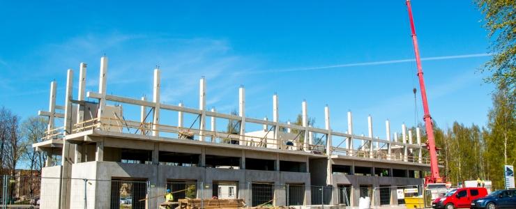 Riigikontroll: ehitushangete lepingute täitmine jätab soovida