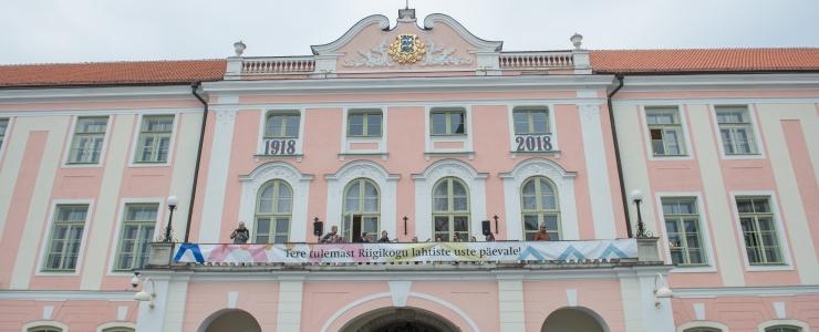 GALERII: Riigikogu tähistab 25. mail 100. sünnipäeva lahtiste uste päevaga