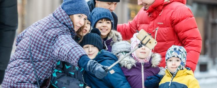 Hotellid: Vene turistid tahavad aastavahetust Eestis veeta