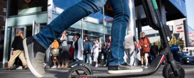 Ohtlike liiklusõnnetuste ennetamiseks kehtestatakse elektritõukeratastele reeglid