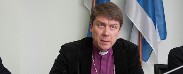 Peapiiskop Viilma: olla nähtamatu teeb rohkem haiget kui olla märgatud, aga vihatud