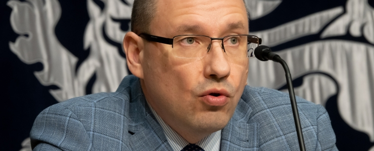 VIDEO! Meditsiinijuht dr Arkadi Popov: valmistume lahinguks! Ööpäevaga lisandus 36 nakatunut