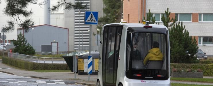Pealinna innovatsioonijuht: mujal maailmas nähakse nutikat Tallinna kui testpiirkonda