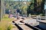 Venemaa ja Eesti vahelised raudteeveod kahanevad jätkuvalt