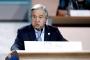 Guterres: fossiilkütuste toetamine tähendab enda hävitamist