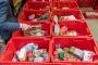 Toidupanga jõulukuistel toidukogumispäevadel koguti 36 200 kg toidukaupa