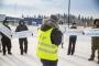HKScani streikijad ja Soome usaldusisikud nõuavad läbirääkimisi