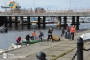 Pirita jõepõhi ja kaldad puhastatakse talgupäeval prügist