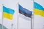 Ukrainlased kirjutavad Tallinnas lipule nimesid ja üleskutseid