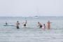 Hoolimata suvisest murest oli suplushooajal Pirita ranna vesi kvaliteetne