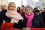 Vaata, mida kohale tulnud naispoliitikud arvavad marsil osalemisest
