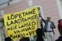 FOTOD: Noortealgatuslik liikumine protestis keskkonna kaitsmise ja kliimakatastroofi vältimise nimel