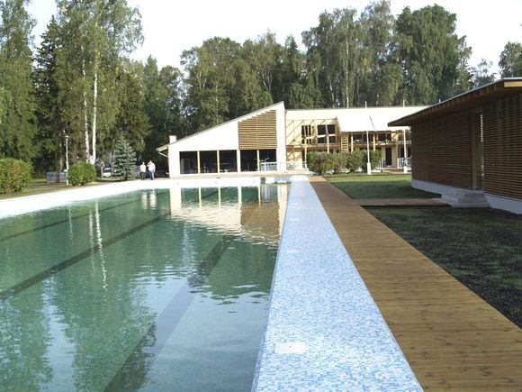 Nõmme basseinid sobivad supluseks ka külmal ajal