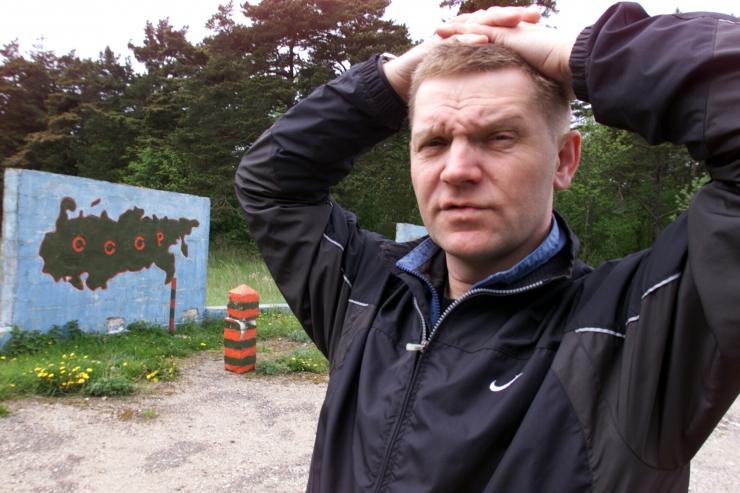 Raskelt vigastatud: Paap Kõlar kukkus Soomes motovarjuga alla