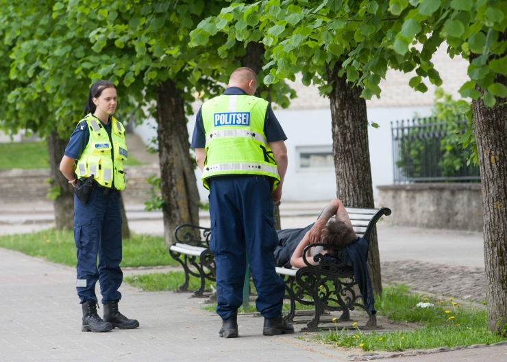 Sügisest alustavad tööd Politsei maakondlikud osakonnajuhid