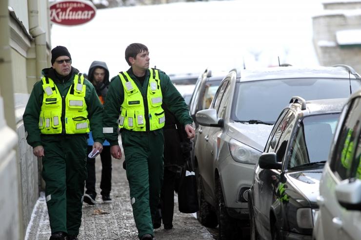 """Mupo taotles tänavu aresti 72 """"jänesele"""" ja 24 piraattaksojuhile"""