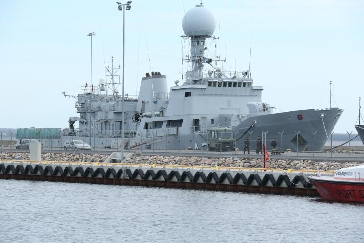 Kaitsevägi tegi ettemakse Admiral Pitka remondiks, milleni ei jõutudki