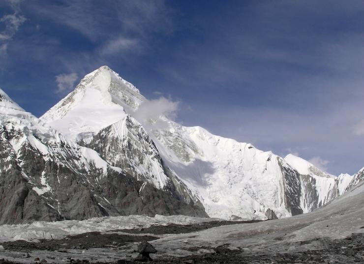 Eesti alpinistid vallutasid 7010 meetri kõrguse Han Tengri mäetipu