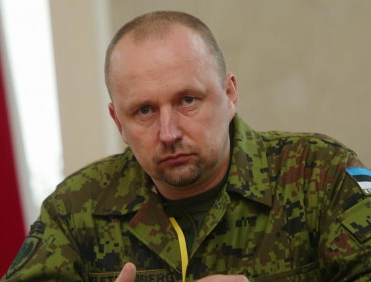 Eesti kaitseatašeeks USA-s sai kolonel Klettenberg