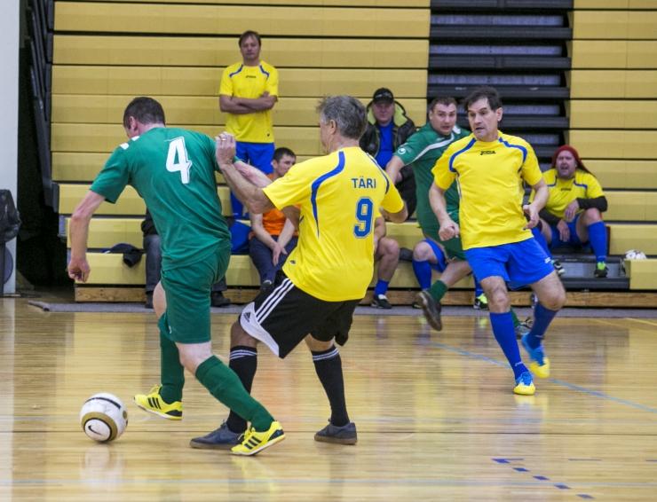 Tallinnas avatakse Eesti esimene laste saalijalgpalli kool