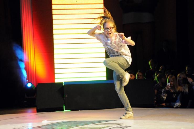 Eesti noor hip-hoppar võitis maineka tantsuvõistluse
