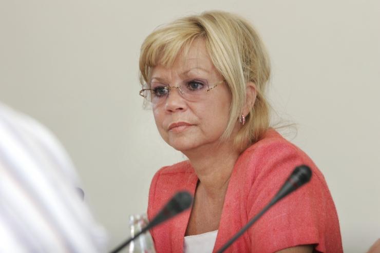 Marika Tuus-Laul: relvaseadus vajab karmistamist!