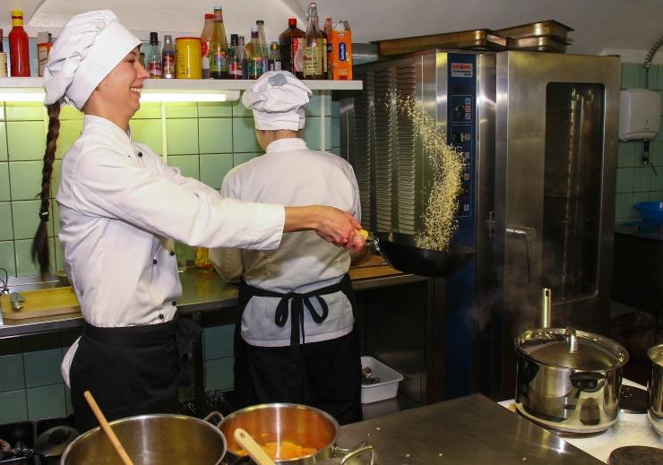 Liit: toitlustus- ja majutussektoris valitseb koolitatud tööjõu puudus