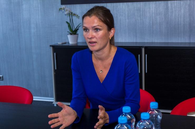 Kas minister Anne Sulling mängib maksumaksja rahaga?