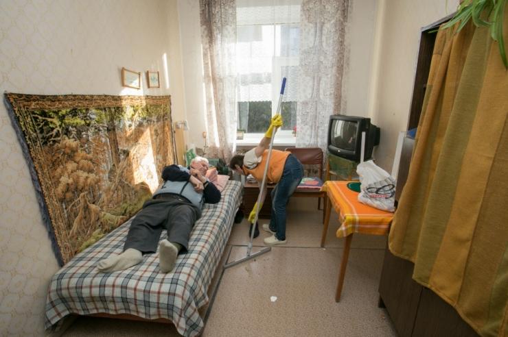 EKSPERT: Dementsed inimesed jäävad endiselt suurepärasteks isiksusteks