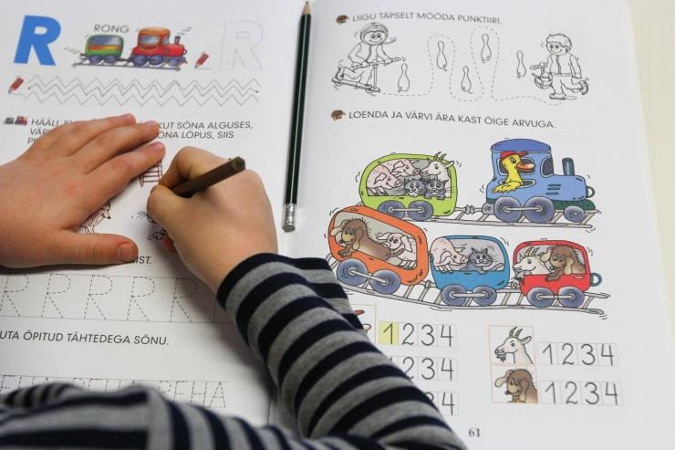 KÄEKIRJATERROR: Minu laps nutab, sest ei suuda kirjutada õpetaja nõudel nii kaunilt kui tahaks!