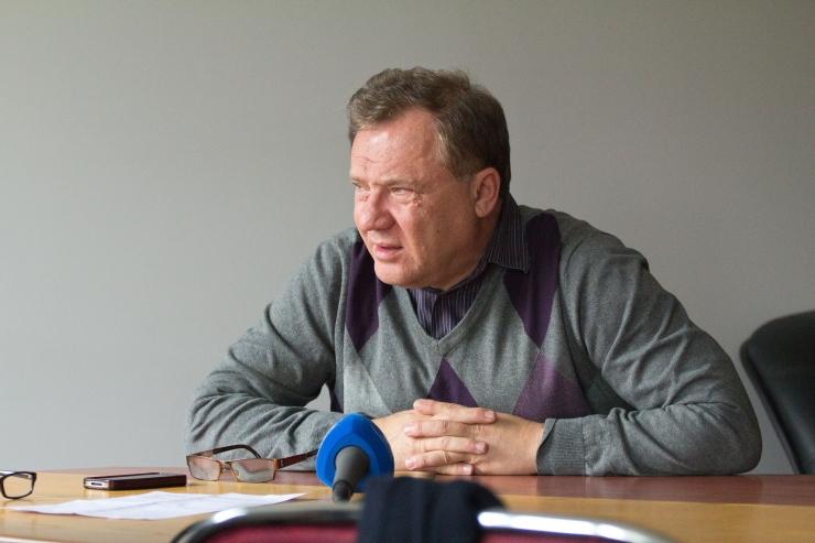 Erubrigaadikindral Roosimägi: pooldan igati täisväärtusliku sõjaväeluure taastamist!