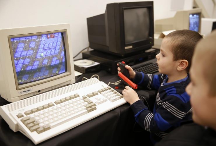 Terviseuurija: liigne arvutis istumine soodustab taandarengut