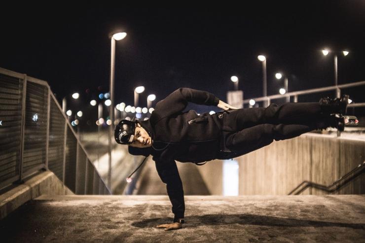 Tantsutreeneri neli soovitust tervislikumaks uueks aastaks