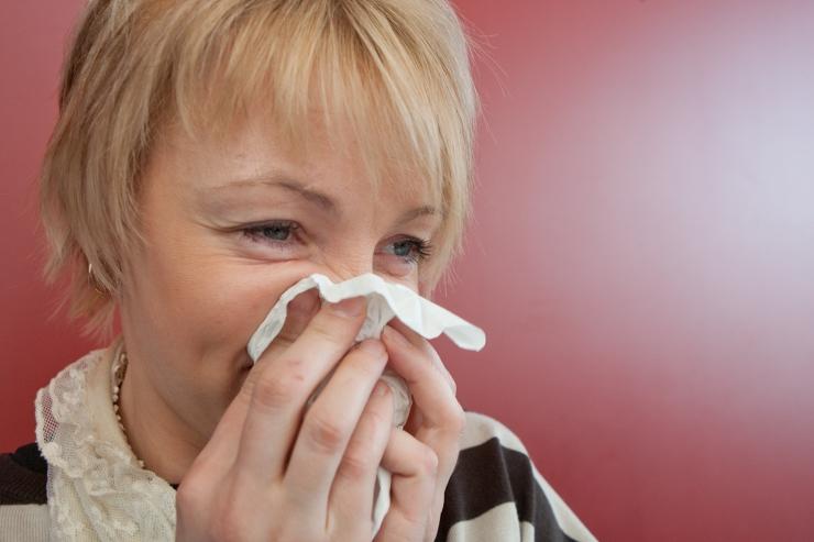 Gripilaadsetesse viirusnakkustesse haigestumiste arv hakkas kasvama