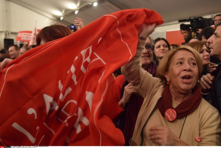 """Rootsi ja teised Euroopa vasakparteid tervitavad """"Kreeka kevadet"""""""
