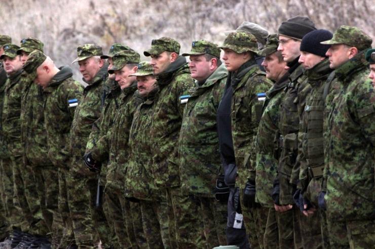 Kaitseliidu liikmeskond tõusis üle 15 000 piiri