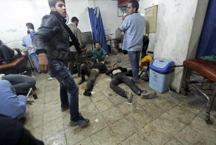 ESMAKORDNE JUHTUM: Rootsis elamisloa saanud süürlast süüdistatakse islamistidega koos sõjakuriteo sooritamises