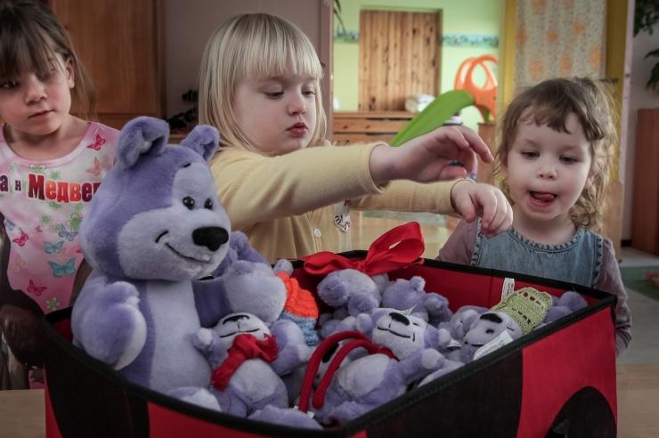 Kiusamisvaba lasteaia ja kooli projektiga liitub hulk lasteaedu