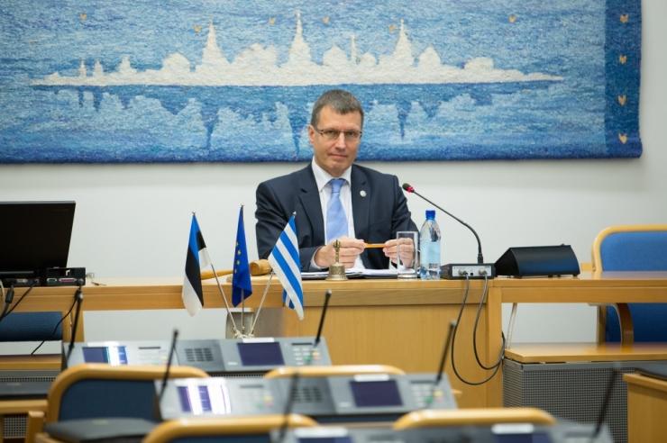 Tallinn ja Schwerin kinnitasid partnerlust