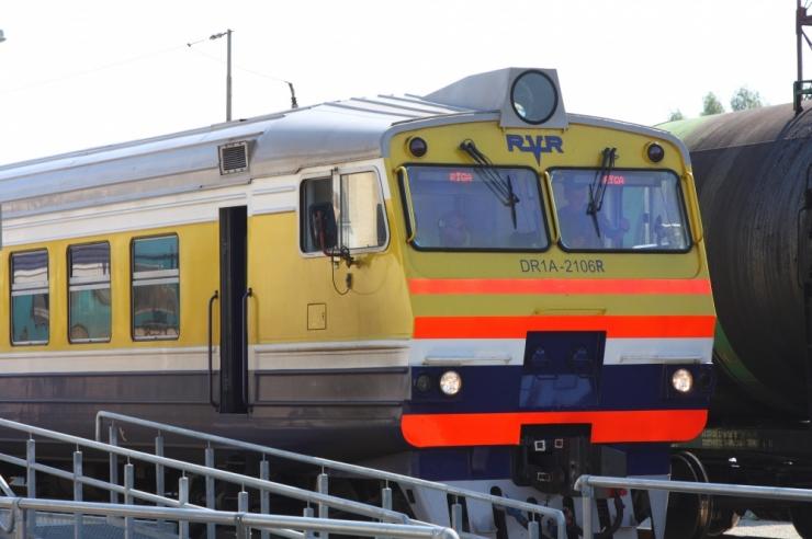 KURB LÕPP: Eesti ja Läti vaheline rongiühendus on läbi